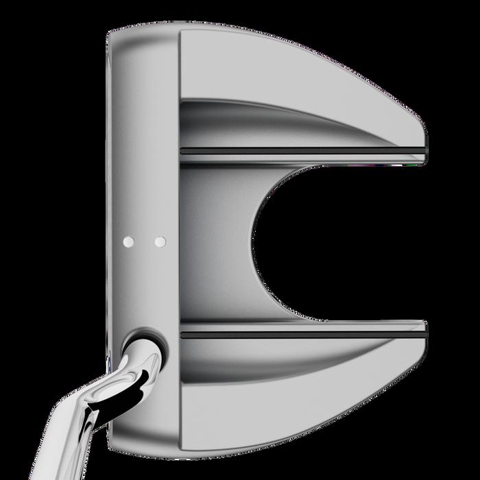 Putter Odyssey White Hot RX V-Line Fang