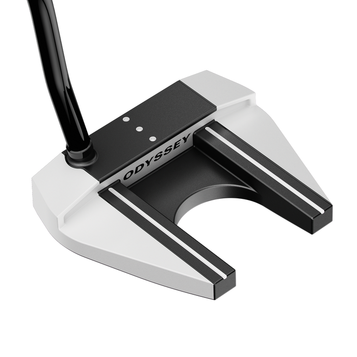 Odyssey O-Works #7 White/Black/White Putter