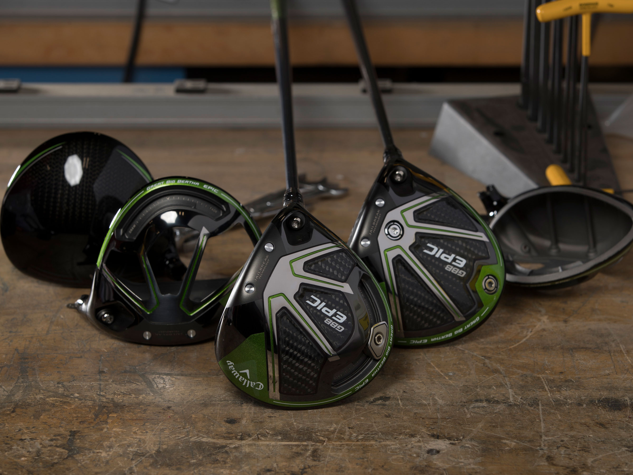Callaway GBB Epic Women's Driver Components