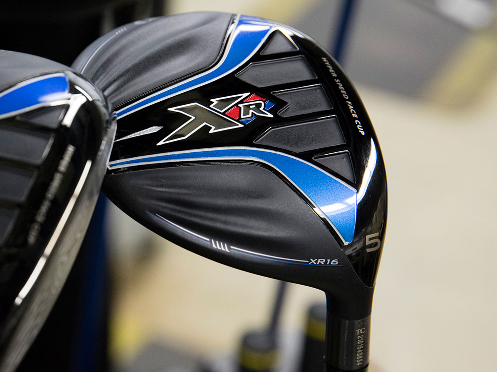 Callaway XR 16 Fairway Wood, 5 Wood