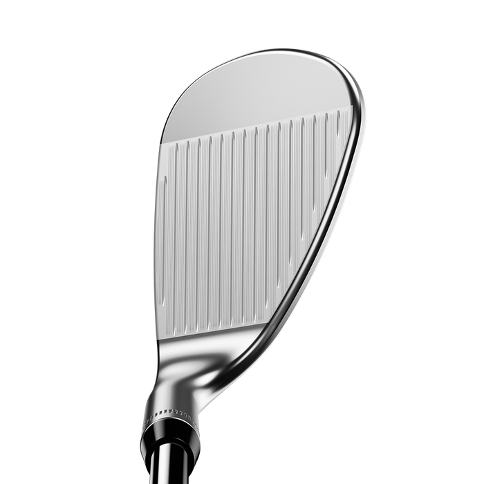 Mack Daddy 4 Chrome Satiné Wedges