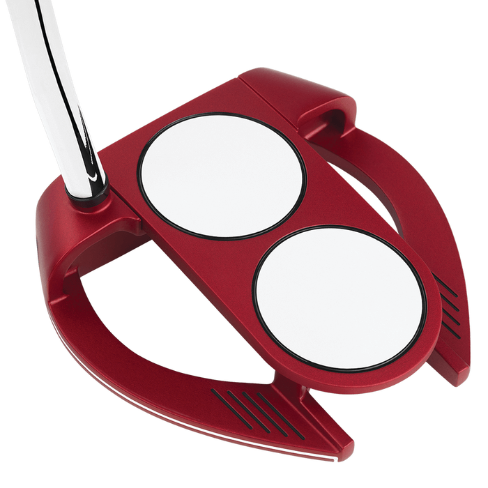 Odyssey O-Works Rouge 2-Ball Fang Putter