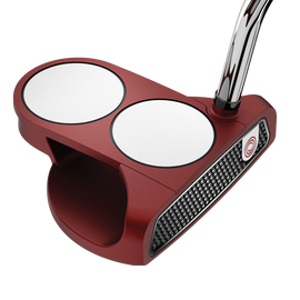 Odyssey O-Works Rouge 2-Ball Putter