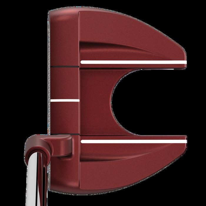 Odyssey O-Works Rouge V-Line Fang CH Putter