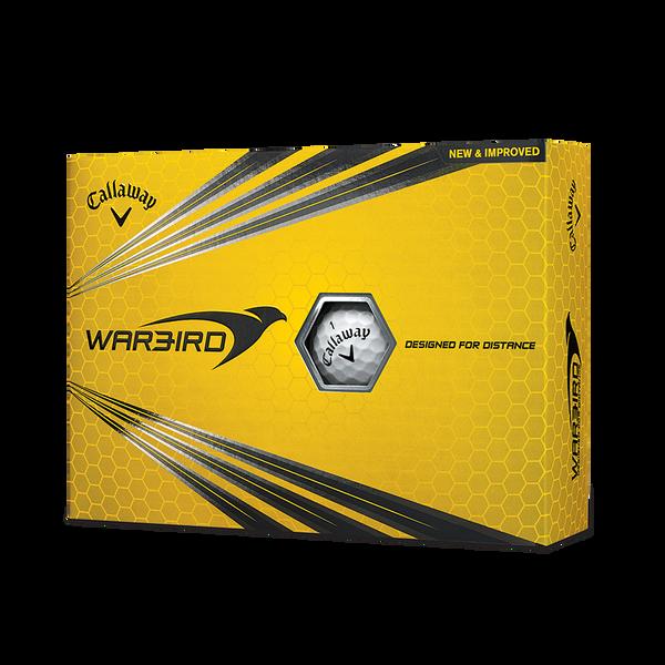 Warbird Golf Balls Technology Item