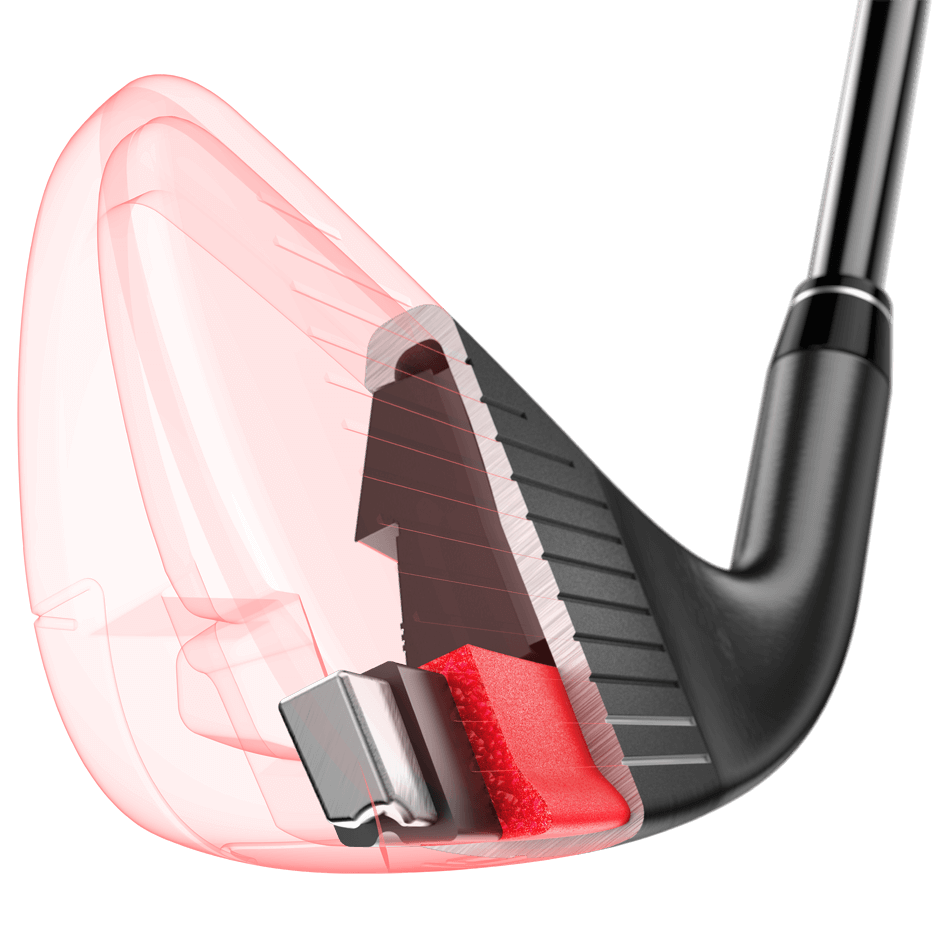 Big Bertha Irons Technology Item
