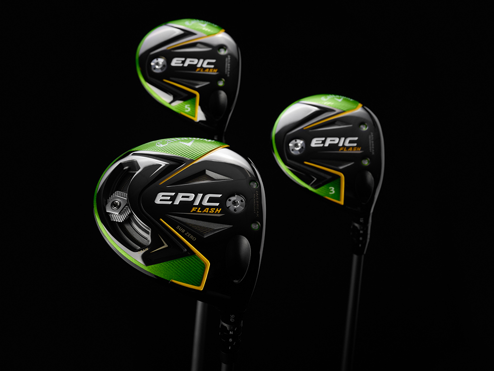 Callaway Epic Flash Fairway Wood 2019